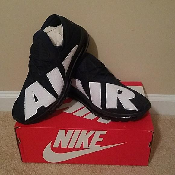 93d99ad77d70 Nike air max flair dark obsidian blue mens